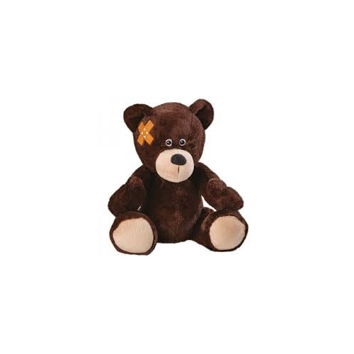 WARMIES PELUCHES TERMICO ORSO MARRONE