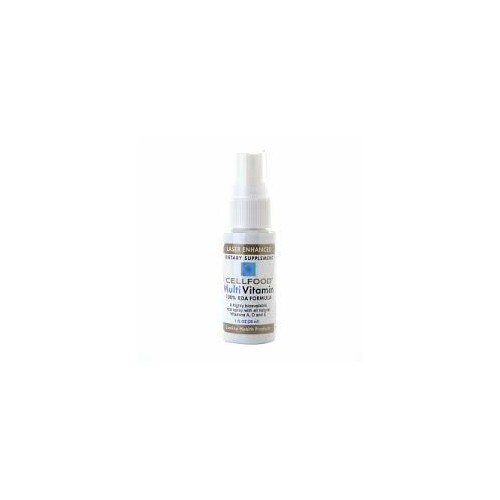 CELLFOOD MULTIVITAMINE SPRAY CONCENTRATO 100% RDA