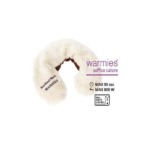 WARMIES SCALDACOLLO BIANCO