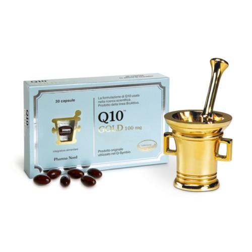 Q10 Gold 100 mg 60 CPS
